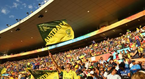 T20 World Cup Womens Aus vs India