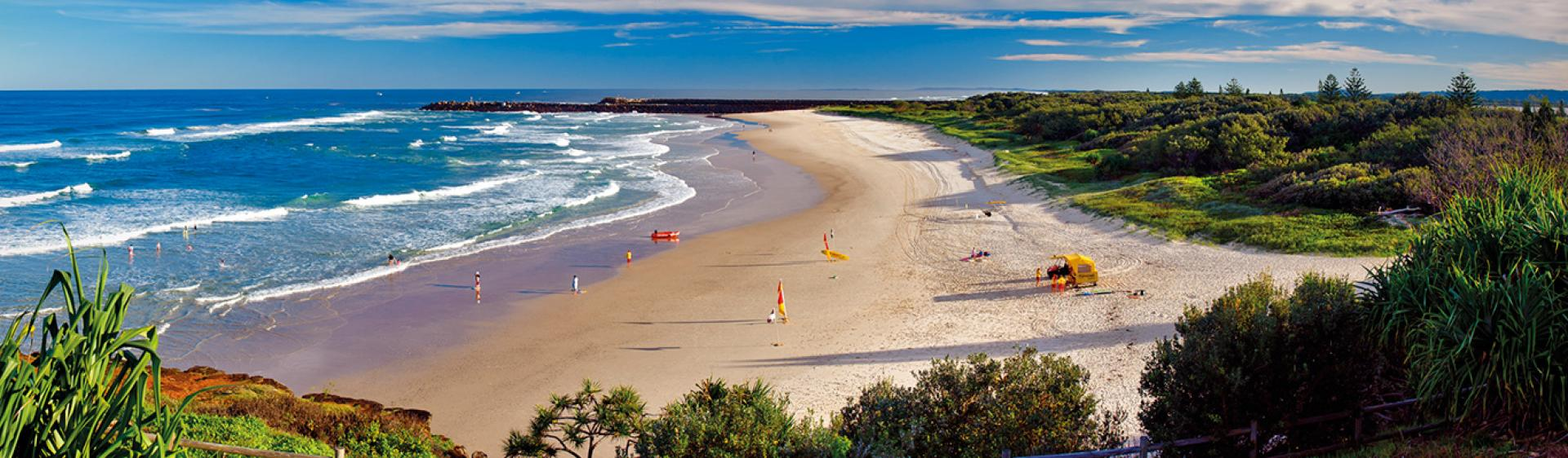 Lighthouse Beach, Ballina